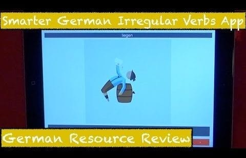 smarterGerman's Irregular Verb App