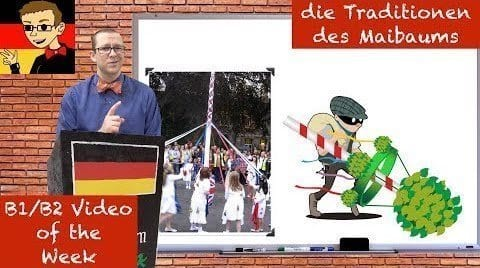 Traditions of the Maypole (Maibaum)