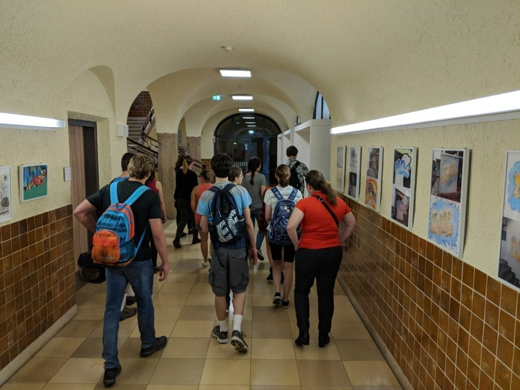 Tour of Hermann Hesse Gymnasium