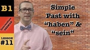 Simple Past (Präteritum)