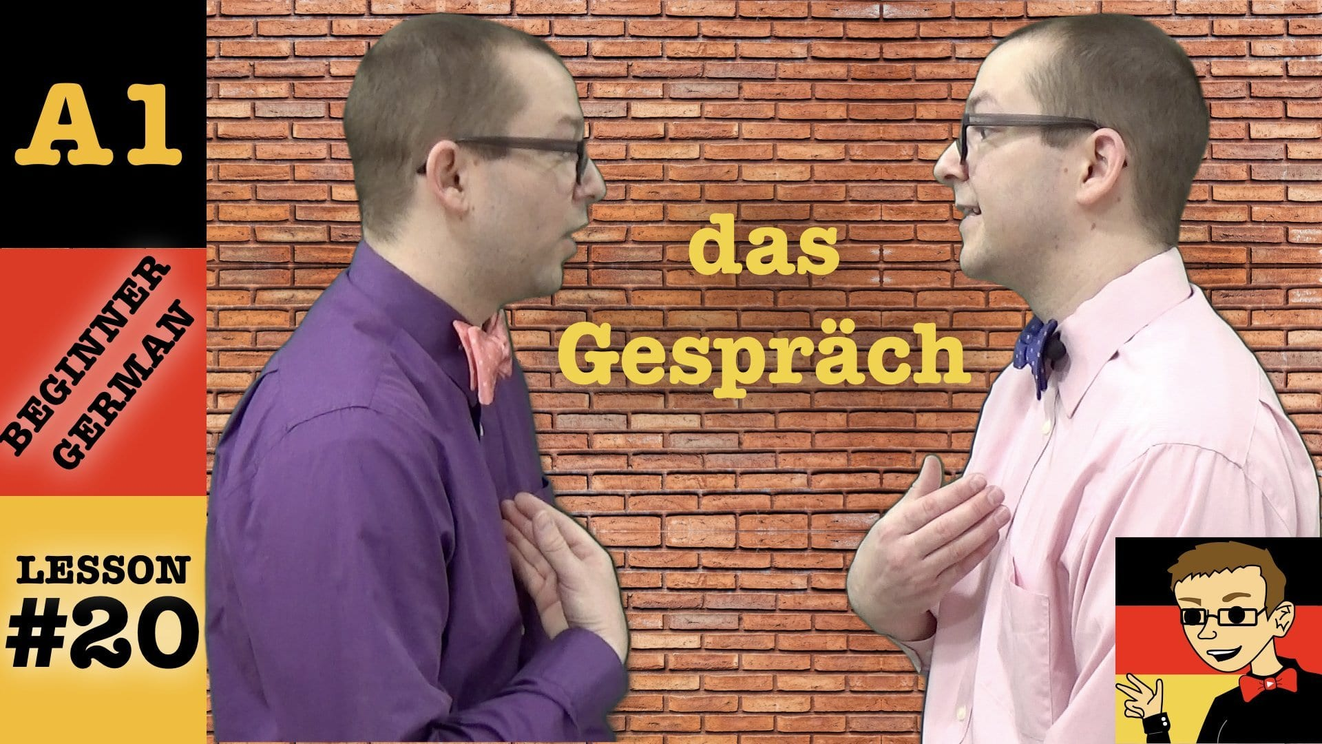 Beginner German Conversation