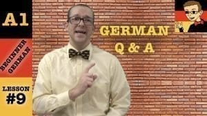 Basic German Questions and Answers