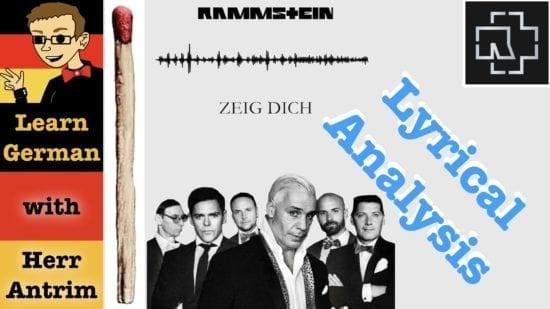 Zeig Dich by Rammstein: Lyrics Analysis