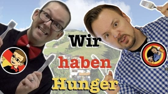 Wir haben Hunger feat. Get Germanized