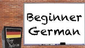 Beginner German
