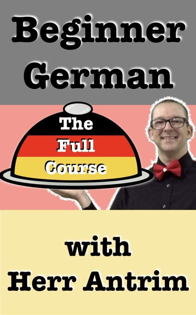 Beginner German with Herr Antrim | Learn German with Herr Antrim