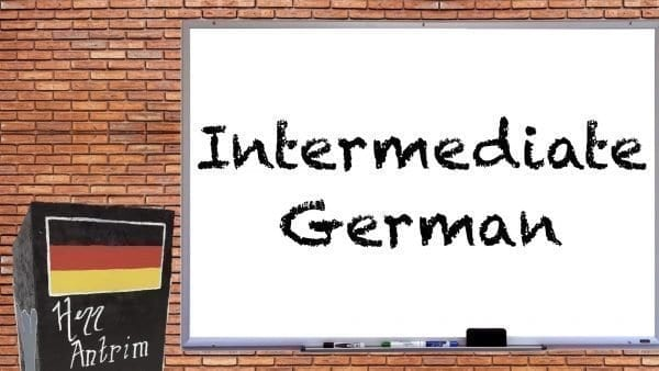 Intermediate German Materials