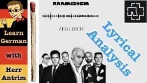 Zeig Dich Rammstein Lyrical Analysis