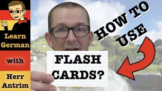 Study Effectively with Flash Cards