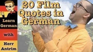 German Film Quotes