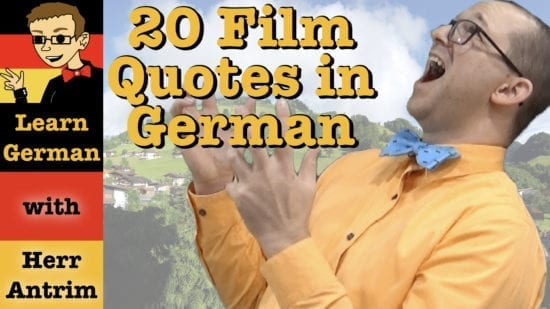 20 Famous German Film Quotes