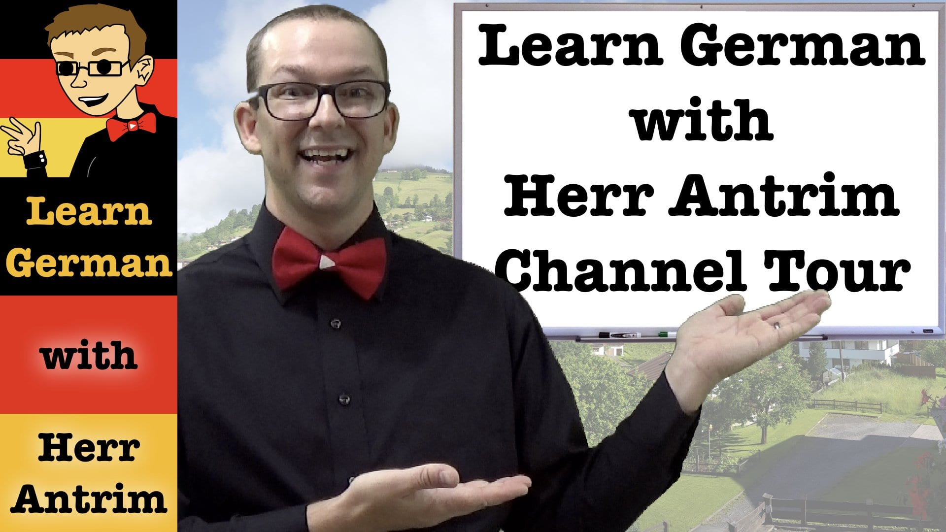 Learn German with Herr Antrim: User Guide