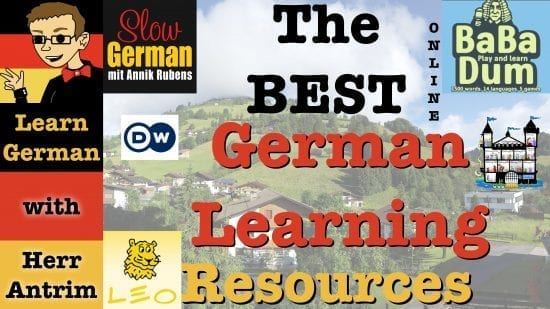 Best Online German Learning Resources