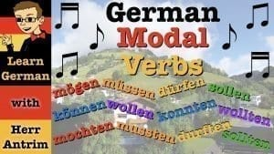 Modal Verbs Songs in German