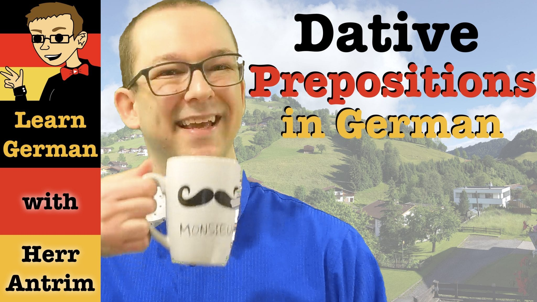Dative Case Prepositions in German