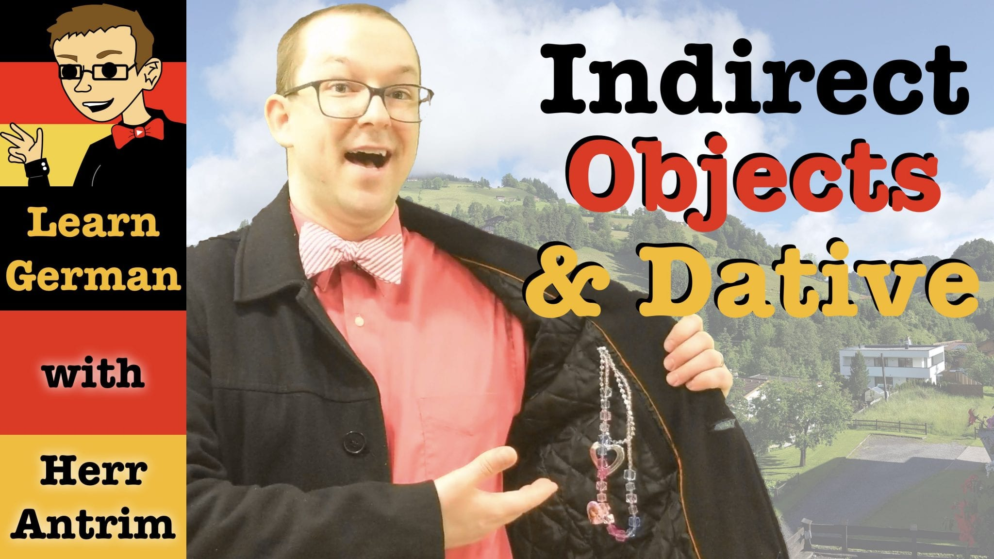 Indirect Objects & the German Dative Case