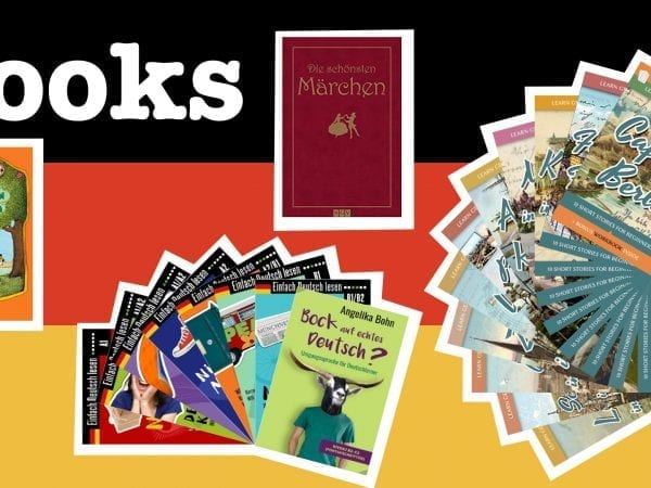 Fantastic Books for German Learners