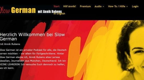 Where to Read German Online
